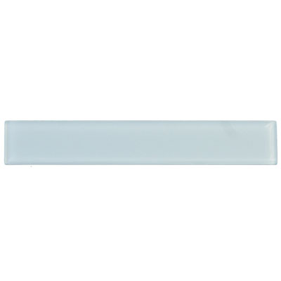 Eleganza Tiles Vetro 3 x 6 Crystal Blue