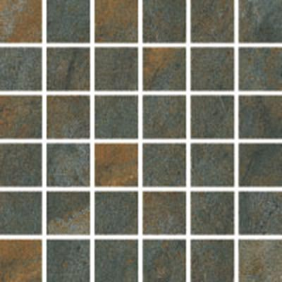 Eleganza Tiles Natural Slate 2 x 2 Mosaic Winter TQE303947-MOSAIC