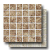 Travertine 2 x2 Mosaic