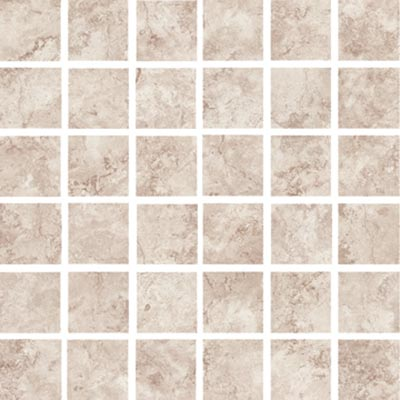 Eleganza Tiles Travertine 2 x2 Mosaic Beige