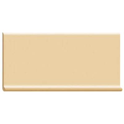 Eleganza Tiles Universal Cove Base Top Mount 6 x 12 Beige