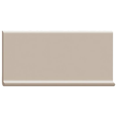 Eleganza Tiles Universal Cove Base Top Mount 6 x 12 Grigio