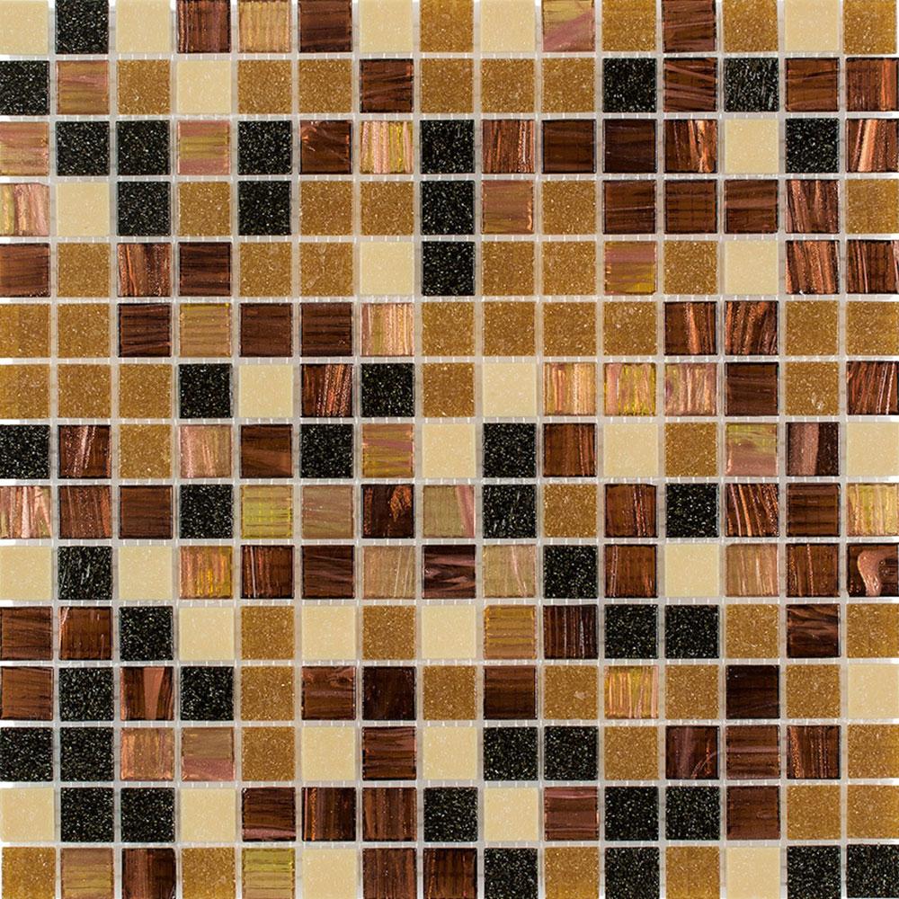 Elida Ceramica Gemini Mosaic Multi Grain