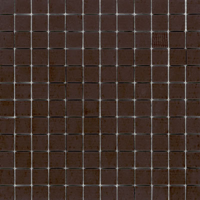 Elida Ceramica Recycled Glass Earth Mosaic Chocolate ELIEK414