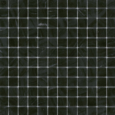 Elida Ceramica Recycled Glass Earth Mosaic Coal ELIEK403