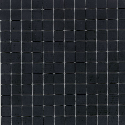 Elida Ceramica Recycled Glass Earth Mosaic Graphite ELIEK413
