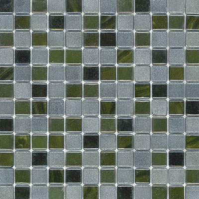 Elida Ceramica Recycled Glass Earth Mosaic Madagascar ELIEK410