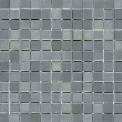 Elida Ceramica Recycled Glass Earth Mosaic Pewter ELIEK409