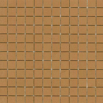 Elida Ceramica Recycled Glass Earth Mosaic Saddle ELIEK412