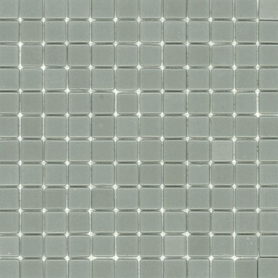 Elida Ceramica Recycled Glass Ice Mosaic Cool Gray ELIEK123