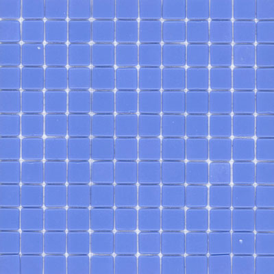 Ice Blue Glass Tile