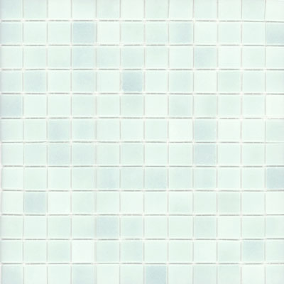 Elida Ceramica Recycled Glass Ice Mosaic Light Blue Green ELIEK111