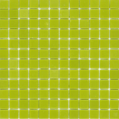 Elida Ceramica Recycled Glass Ice Mosaic Lime Ice ELIEK125