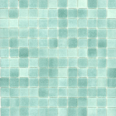 Elida Ceramica Recycled Glass Ice Mosaic Non Skid Artic Green ELIEK146