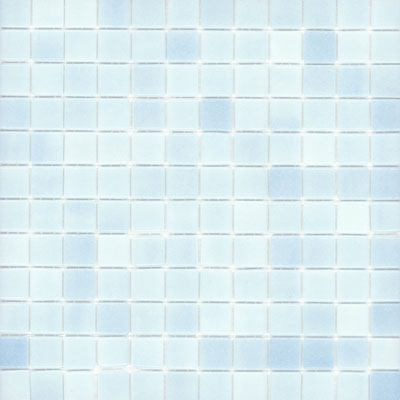 Elida Ceramica Recycled Glass Ice Mosaic Non Skid Baby Blue ELIEK151