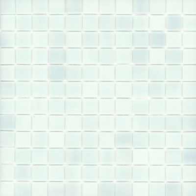 Elida Ceramica Recycled Glass Ice Mosaic Non Skid Light Blue Green ELIEK143
