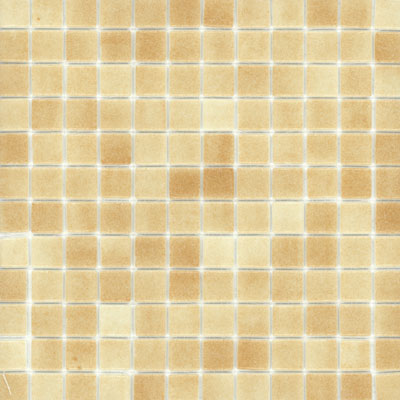 Elida Ceramica Recycled Glass Ice Mosaic Non Skid Salmon ELIEK147