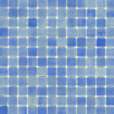 Elida Ceramica Recycled Glass Ice Mosaic Non Skid Sea ELIEK142