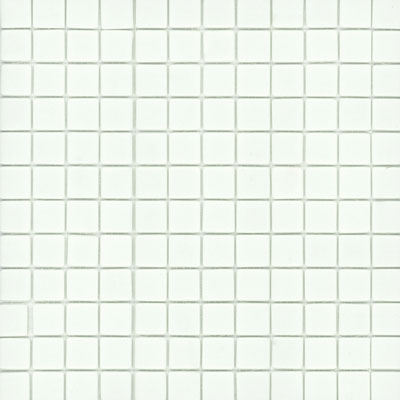 Elida Ceramica Recycled Glass Ice Mosaic Non Skid White Ice ELIEK141