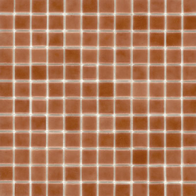 Elida Ceramica Recycled Glass Ice Mosaic Old Red Ice ELIEK137