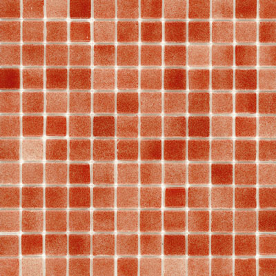 Elida Ceramica Recycled Glass Ice Mosaic Red Ice ELIEK115