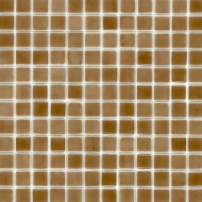 Elida Ceramica Recycled Glass Ice Mosaic Root Beer ELIEK136