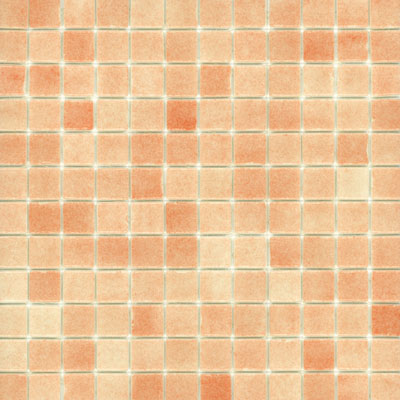 Elida Ceramica Recycled Glass Ice Mosaic Salmon ELIEK116