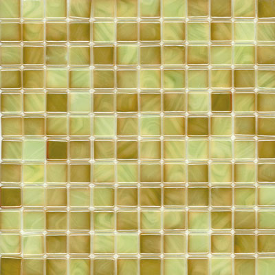 Elida Ceramica Recycled Glass Water Mosaic Apple ELIEK201