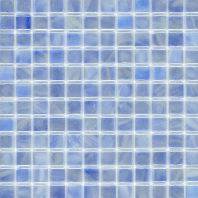 Elida Ceramica Recycled Glass Water Mosaic Cloudy Sky ELIEK215