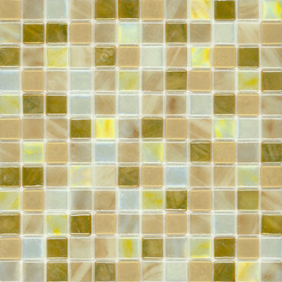 Elida Ceramica Recycled Glass Wind Mosaic Autumn ELIEK300