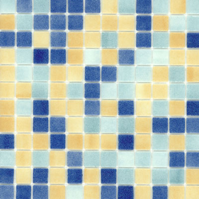 Elida Ceramica Recycled Glass Wind Mosaic Beach ELIEK308