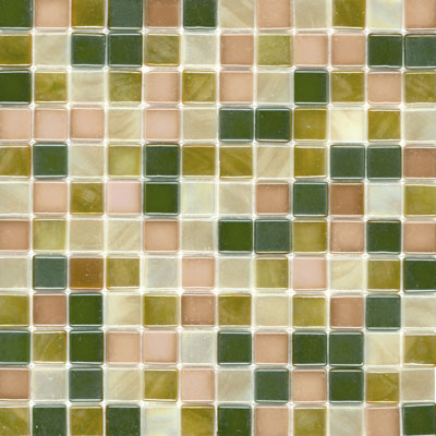 Elida Ceramica Recycled Glass Wind Mosaic Dolphin ELIEK304