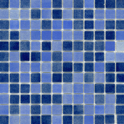 Elida Ceramica Recycled Glass Wind Mosaic Marine ELIEK315