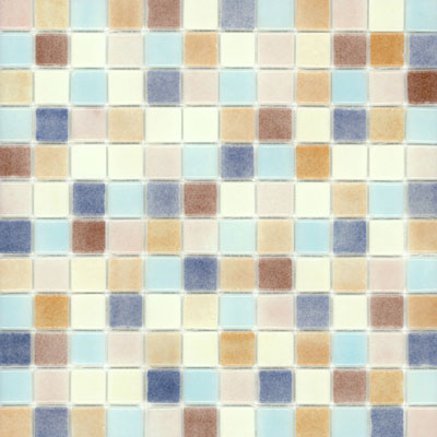 Elida Ceramica Recycled Glass Wind Mosaic Shells ELIEK307