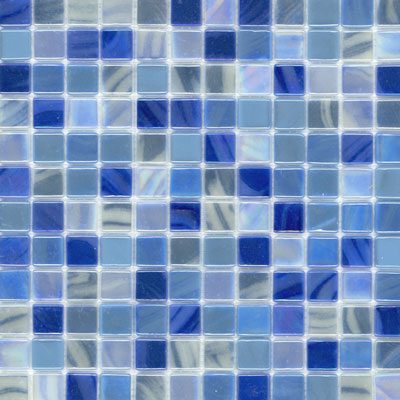 Elida Ceramica Recycled Glass Wind Mosaic Soft Spring ELIEK305
