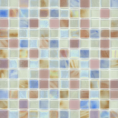 Elida Ceramica Recycled Glass Wind Mosaic Soft Summer ELIEK302