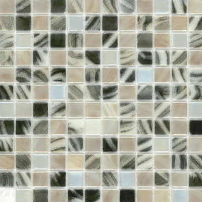 Elida Ceramica Recycled Glass Wind Mosaic Tiger ELIEK316