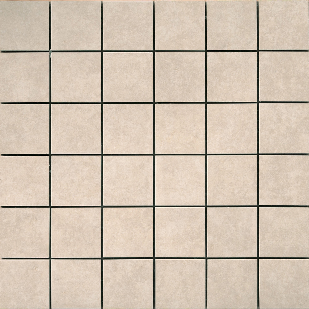 Emser Tile Pacific Mosaic 12 x 12 Cream