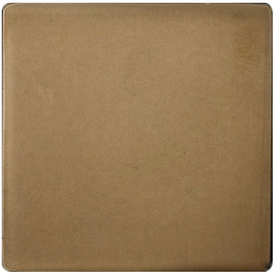 Emser Tile Renaissance 4 x 4 Catania Antique Bronze W81RENACTB0404