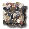 Rivera Flat Pebble Mosaic Blend