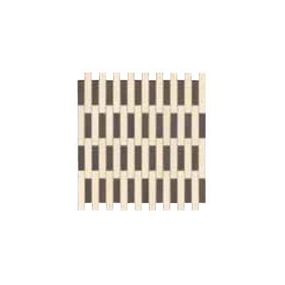 Ergon Tile Elegance Mesh Mosaic Strip Beige / Brown M307763
