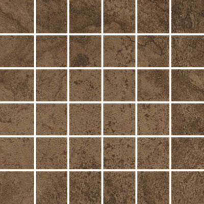 Ergon Tile Green Tech Mosaic Rectified Brown ERG I30456R