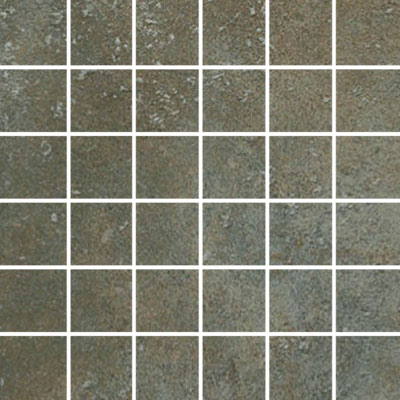Ergon Tile Green Tech Mosaic Rectified Sage ERG I30458R
