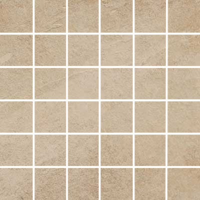 Ergon Tile Kyoto Mosaic Rectified Beige ERG I30S51R