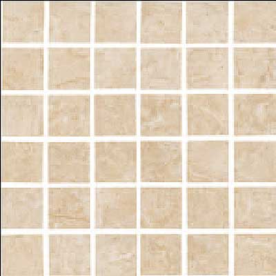 Florida Tile Ozark Mosaic Light Gold 24130