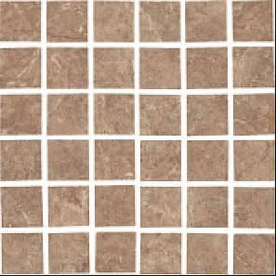 Florida Tile Ozark Mosaic Red 24183