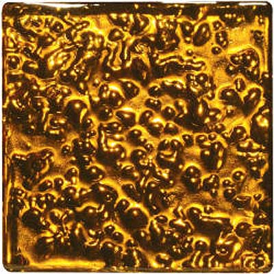 Florida Tile Vitra Art Mosaic Solid Gold Leaf V048
