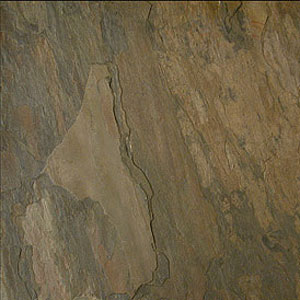Stone Collection Indian Natural Cleft Gauged Slate 12 x 12 Multiselect GSCMUSE1212NCG