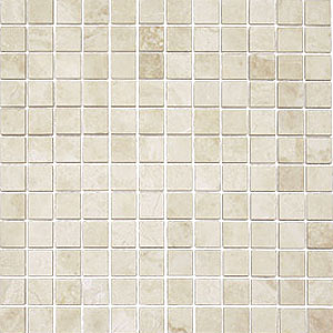 Stone Collection Turkish Marble Mosaic 1 x 1 Polished Cappuccino GSCCAPP11POL
