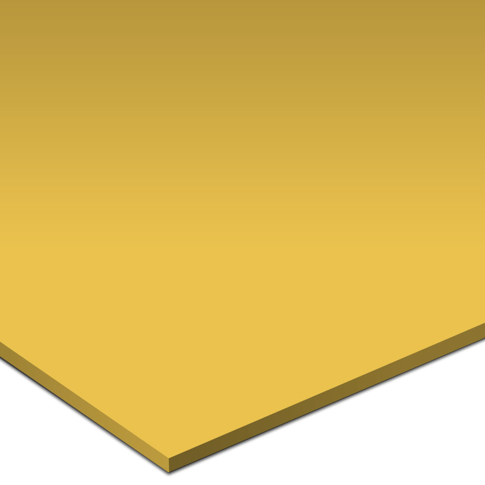 Interceramic Wall Collection - Bold Tones 3 x 6 Goldenrod